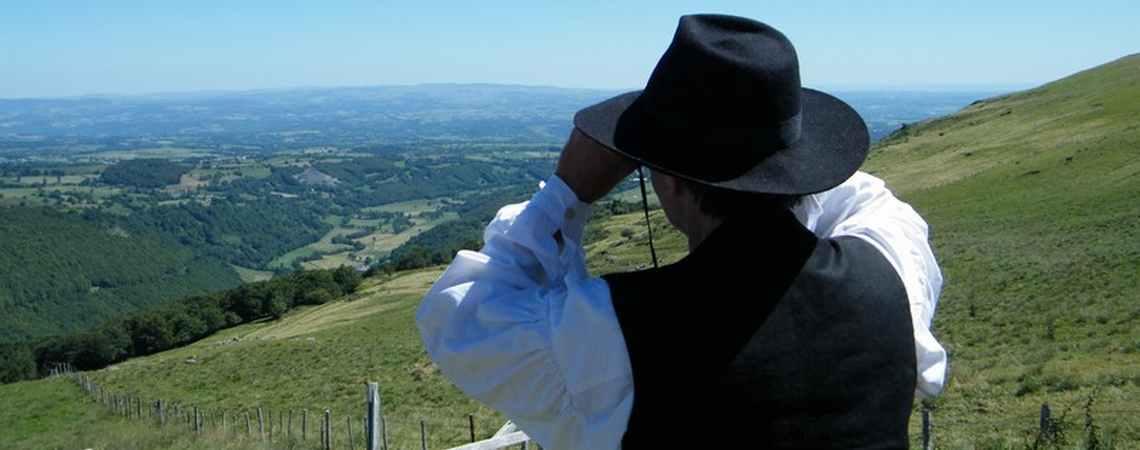 Balades sur les monts du Cantal